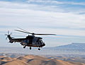 Spanish Air Force Super Puma flying over Herat province in 2008.jpg