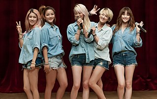 Spica (group) South Korean girl group