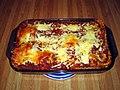 Spinach lasagne (3185744041).jpg