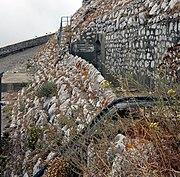 Spy Glass Battery walls