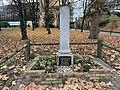 Stèle Otages Tués Nazis Avenue Louison Bobet Fontenay Bois 1.jpg