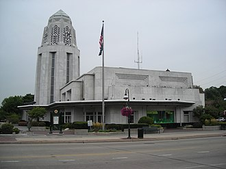 St. Charles Municipal Building - Image: St. Charles Municipal Building (St. Charles, IL) 02