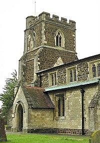 St. John the Baptist, Stanbridge, Bedfordshire (geograph 2254203).jpg