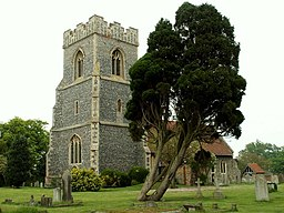 St. Mary Magdalen church, Thorrington, Essex - geograph.org.uk - 170399.jpg