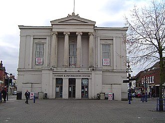 George Smith (architect) - St Albans Town Hall (1829)