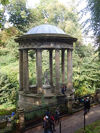 St Bernard's F.C. - The club took its name from St Bernard's Well, a local landmark on the Water of Leith