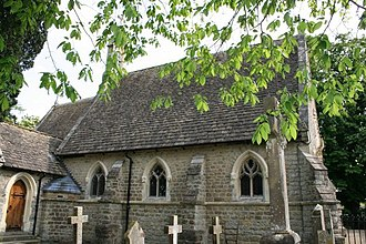 William Wardell - Image: St Birinus church geograph.org.uk 1308143