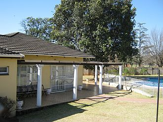 St Catherine's School, Germiston - The aftercare centre adjoining the school.
