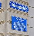 St Gallen Grüningerplatz Strassenschild.jpg