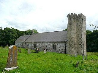 Camrose, Pembrokeshire - Image: St Ismael's Church, Camrose geograph.org.uk 992620