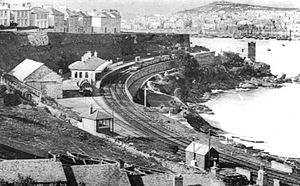 St Ives Bay Line - St Ives circa 1890
