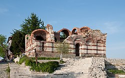 St John Aliturgetos church - Nesebar - 2.jpg