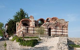 Church of St John Aliturgetos - Church of St John Aliturgetos (14th century)