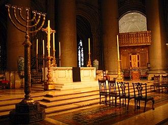 Horatio Potter - St John The Divine High Altar