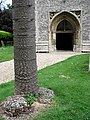 St Mary's church - south doorway - geograph.org.uk - 833016.jpg