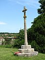 St Mary's church - war memorial - geograph.org.uk - 840897.jpg