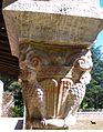 St Michel de Cuxa cloître vue intérieure 04.jpg
