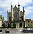 St Patrick's Catholic Church - New North Road - geograph.org.uk - 800862.jpg