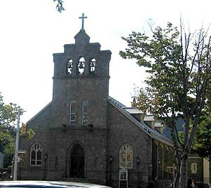 Bedford Park, Bronx - Church of St. Philip Neri