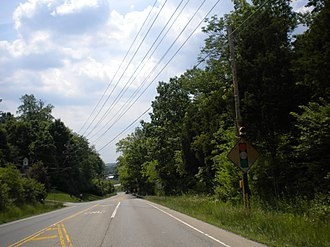 Miami Township, Clermont County, Ohio - State Route 131 is a high traffic part of Miami Township.