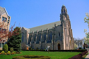 Roman Catholic Diocese of Rockville Centre - St. Agnes Cathedral
