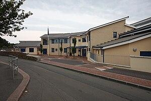 Vingtaine du Rocquier - Image: St clements primary school
