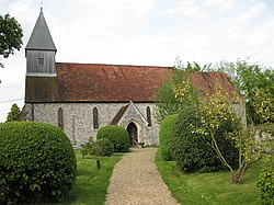 St peter and paul church exton hampshire.JPG