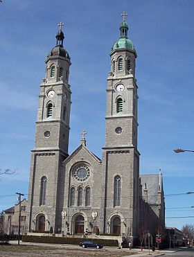 Image illustrative de l'article Église Saint-Stanislas de Buffalo