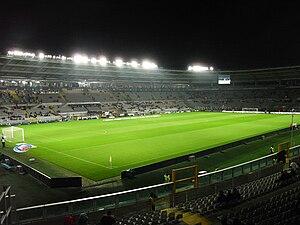Stadio Olimpico di Torino in Turin, Italy, 2008.