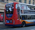 Stagecoach in Newcastle route 1 branding in Newcastle 3 April 2009 pic 2.JPG
