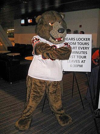 Staley Da Bear - Staley Da Bear, October 28, 2008.