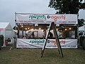 Stall at the 2009 GuilFest - geograph.org.uk - 1394804.jpg