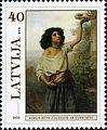 Stamps of Latvia, 2006-20.jpg