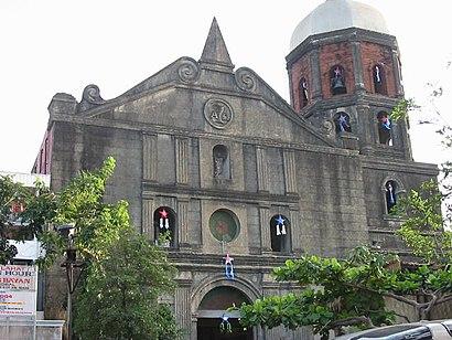 Paano pumunta sa Cathedral Parish of St. Andrew gamit ang pampublikong transportasyon - Tungkol sa lugar