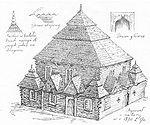 Stara Synagoga w Wysokiem Mazowieckiem by Z Gloger.jpg