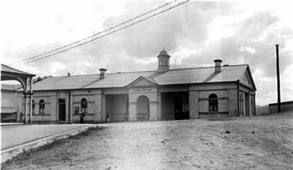 Gympie Lands Office - Gympie Lands Office, ca. 1911