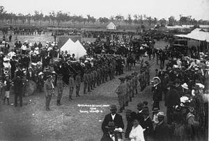 Rosewood, Queensland - Rosewood Show, 1908