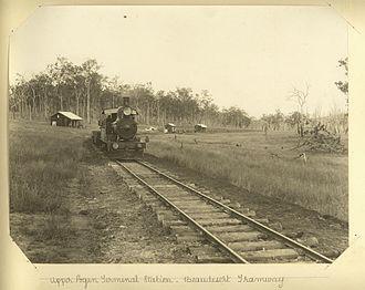 Scenic Rim Region - Beaudesert Shire Tramway, 1903