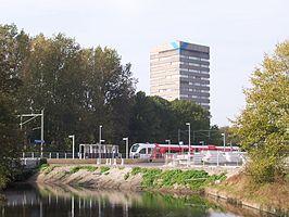 Groningen Europapark railway station
