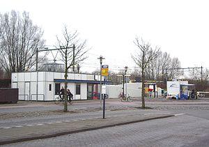 Utrecht Lunetten railway station - Image: Station Utrecht Lunetten