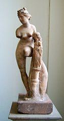 Sandalenlösende Aphrodite