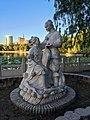Statue of Lotus Fairy and Lotus Root Boy (20170524053553).jpg
