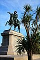 Statue rénovée de Napoléon Ier à Cherbourg.jpg