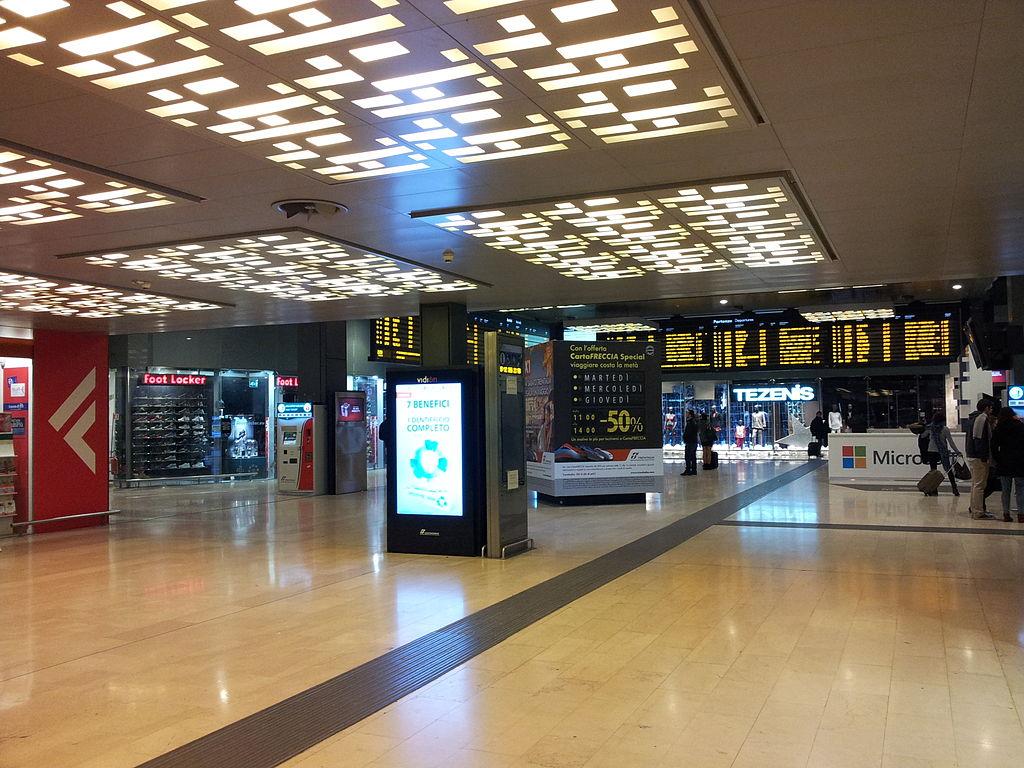 File stazione di milano porta wikimedia - Milano porta garibaldi passante mappa ...