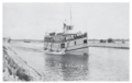 Steamer Varuna transits the the Murray Canal, in 1910.png