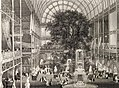 Steel engraving; Crystal Palace, 1851 exhibition Wellcome L0023919.jpg