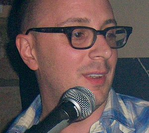 Blue's Clues - The producers of Blue's Clues originally wanted a female host but hired Steve Burns (shown here in 2009) after he received the strongest and most enthusiastic response in tests with preschoolers.