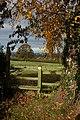 Stile and footpath at Staunton on Wye - geograph.org.uk - 604833.jpg