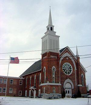 Stillwater United Church - Stillwater United Church, February 2009