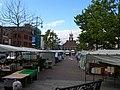 Stockton market sets up. early Saturday morning - geograph.org.uk - 488306.jpg
